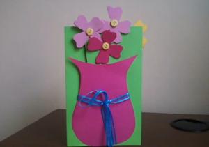 tarjeta para el dia de la madre