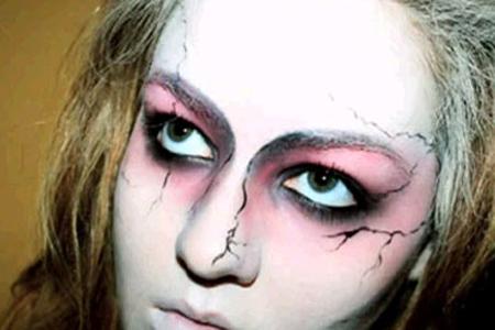 Maquillaje Infantil Para Halloween Finest Halloween Wolf Makeup