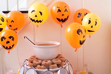 10 manualidades para decorar la fiesta de halloween blog - Ideas para fiesta halloween ...