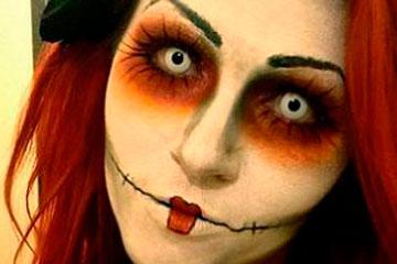 10 Maquillajes de Halloween para mam Blog Cuidado Infantil