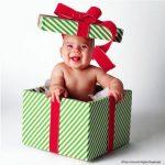 Disfraces Navidad bebés