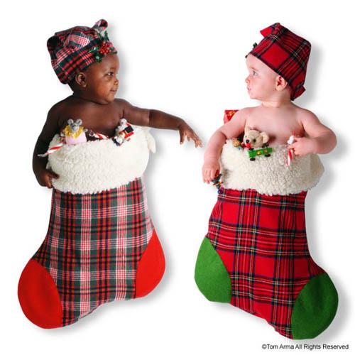 disfraces navidad bebs