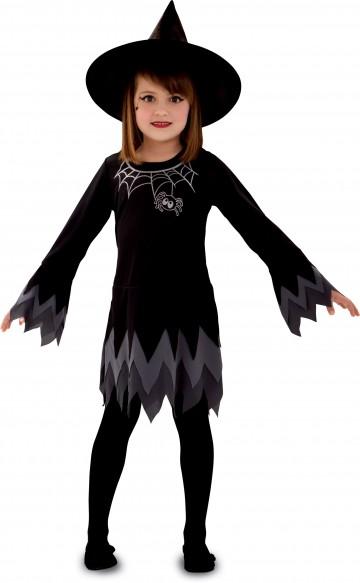 disfraz de bruja para nio de halloween