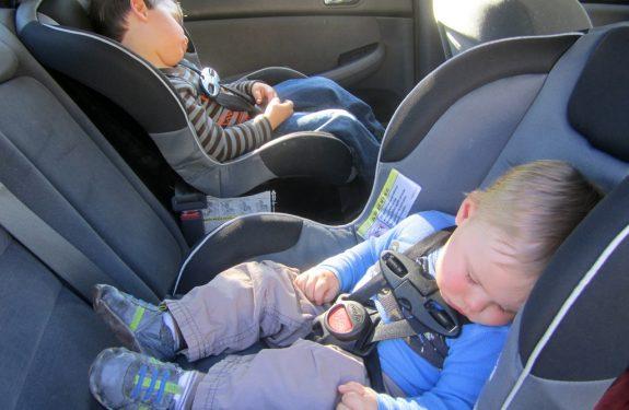 Normativa de sistemas de retención infantil
