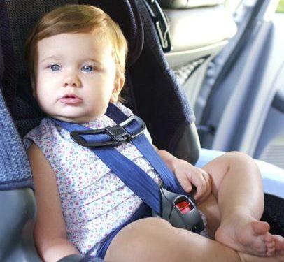 ¿Eres un padre responsable al volante?