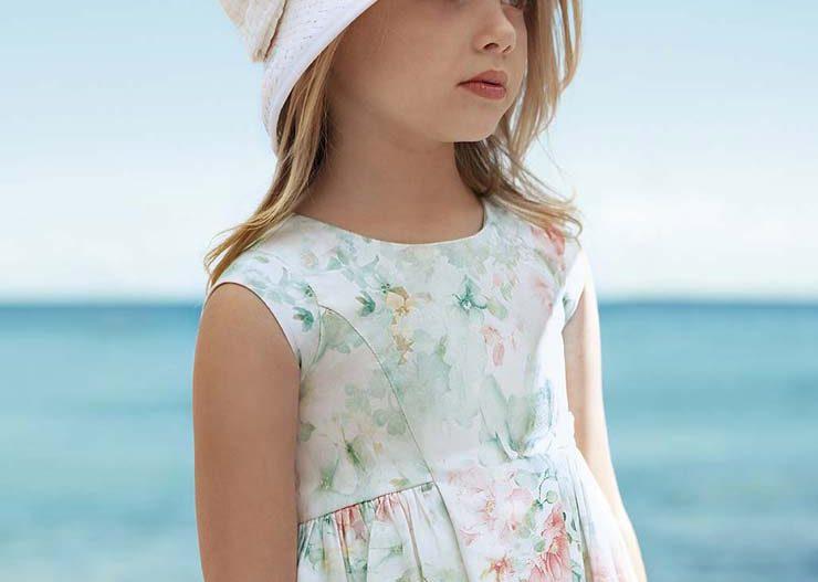 La ropa infantil para niña más actual