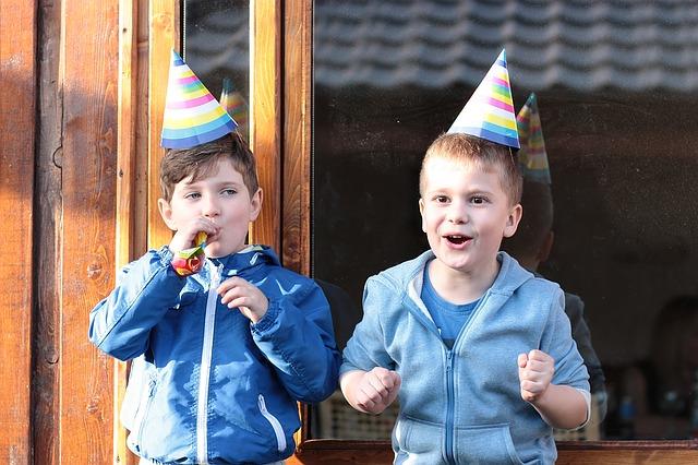 Tipos de fiesta infantil