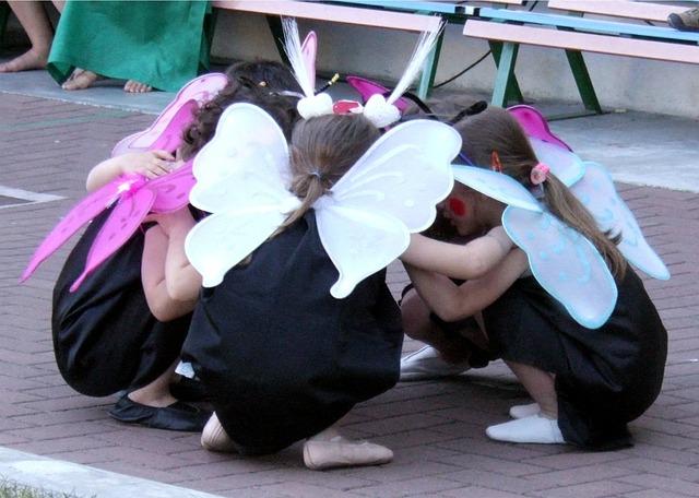 Fiesta para niños diferente